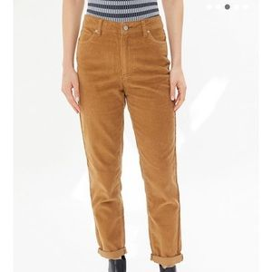 Urban outfitters BDG high rise corduroy mom pant